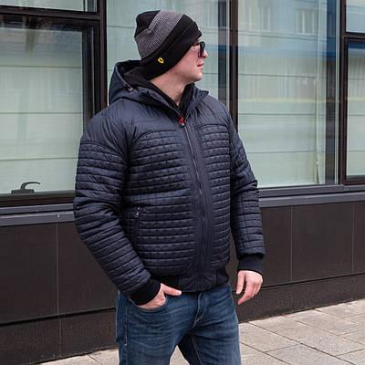 Куртки демисезонные мужские   от производителя    50 - 64  темно-синий