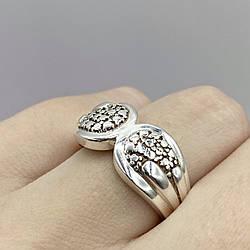 """Серебряное кольцо """"Женственность"""""""