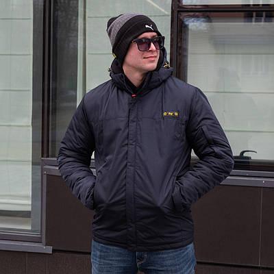 Мужская куртка осень-весна  от производителя    48-56 темно-синий