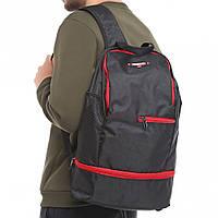 Рюкзак спортивный  Big Star черный 20 литров