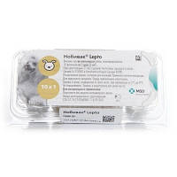 Нобивак Лепто (NOB VAC LEPTO (против лептоспироза)