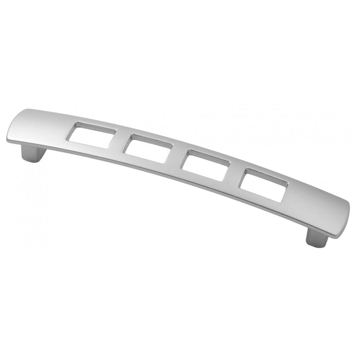 Ручка мебельная Ozkardesler 5126-03 PETEK 128мм Матовый Хром