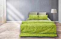 Комплект постельного белья полуторный двуспальный евро семейный Качественное постельное белье