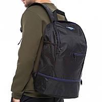 Рюкзак спортивный  Big Star черный с синим 20 литров