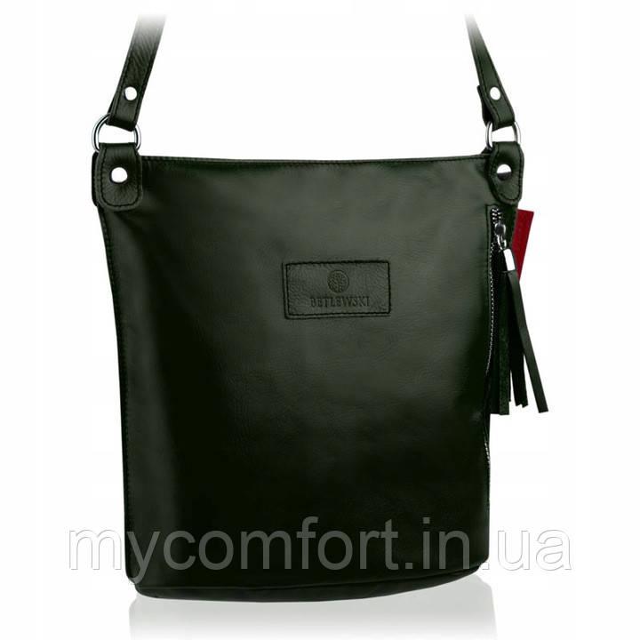 Шкіряна жіноча сумочка BETLEWSKI
