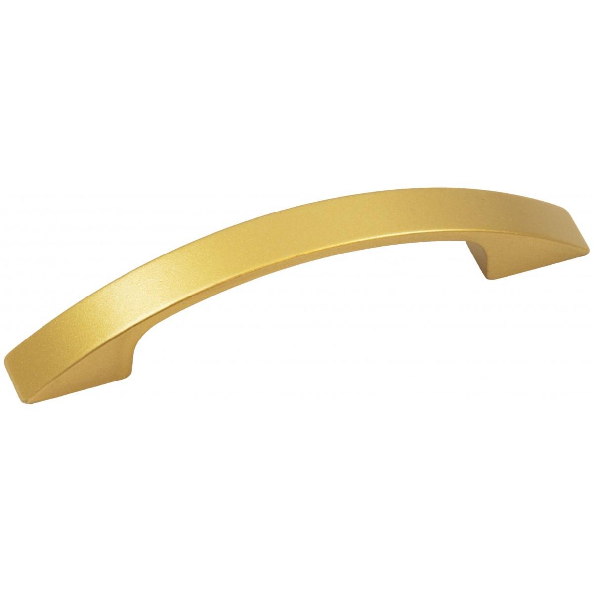 Ручка меблева Ozkardesler 5110-04 KUTUP 96мм Матове Золото