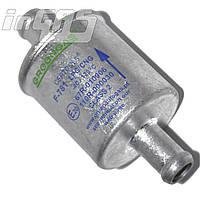 Фильтр паровой фазы газа 14/14 с бумажным фильтроэлементом