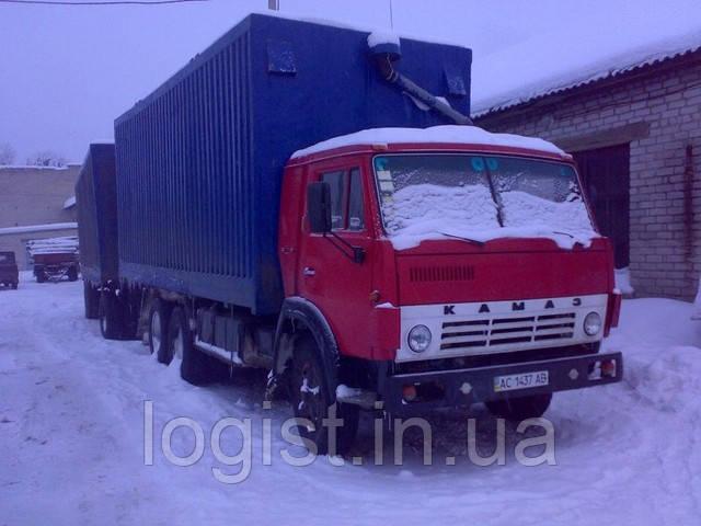 Контейнерные грузоперевозки по Луганской области