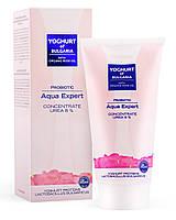 Пробиотический Аква Эксперт - концентрат с гиалуроновой кислотой Yoghurt&Organic Rose Oil Биофреш 150мл.