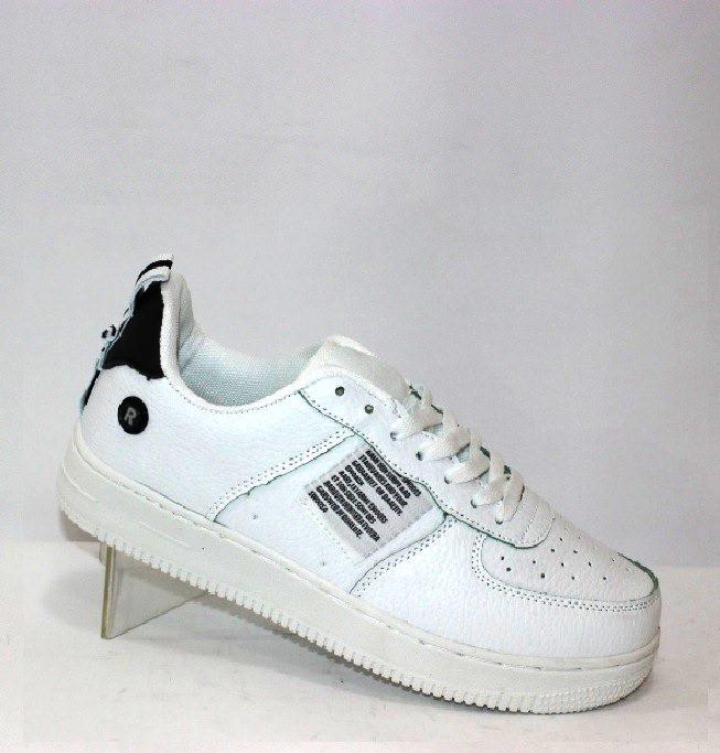 Мужские кроссовки на каждый день белого цвета