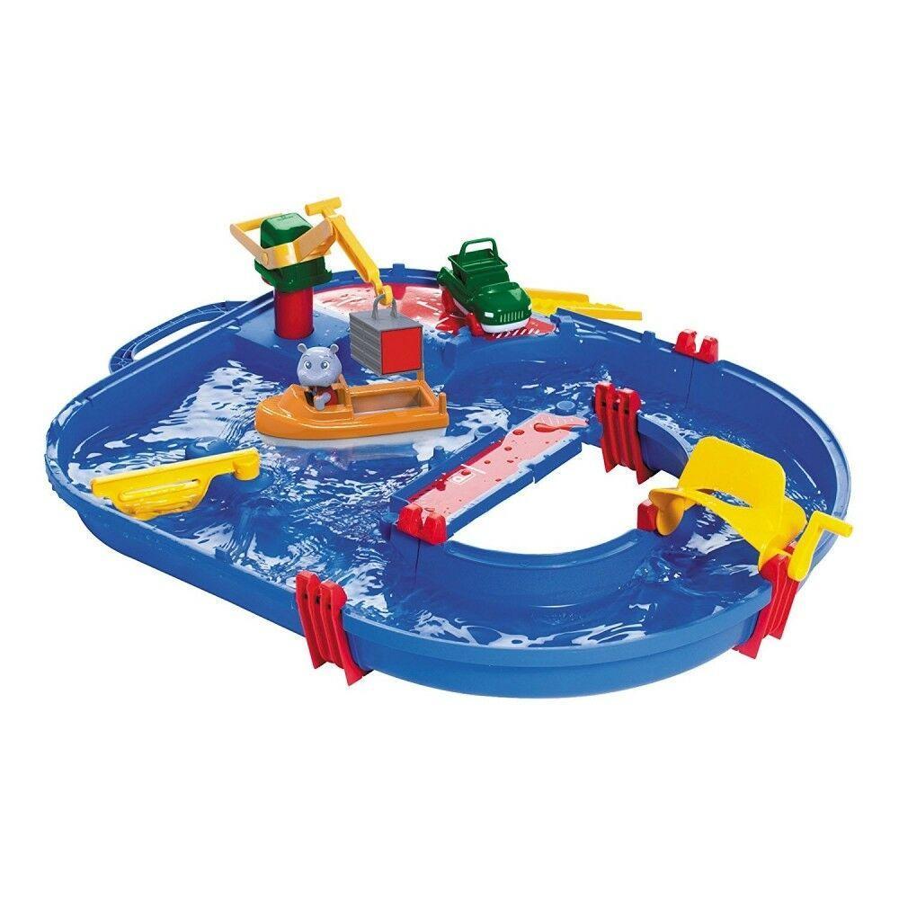 """Игровой набор- Водный трек Aquaplay """"Строительство"""" 8700001501"""