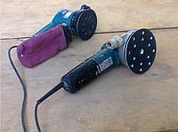 Эксцентриковая шлифовальная машина Makita BO6040