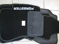 Коврики салона текстильные для Subaru (Субару)