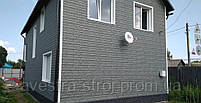 Фасадна сайдинг-панелі Ю-ПЛАСТ (U-Plast) Цегла, Піщаник, Сланець, фото 2