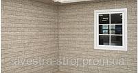 Фасадна сайдинг-панелі Ю-ПЛАСТ (U-Plast) Цегла, Піщаник, Сланець, фото 6