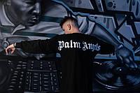 Світшот Palm Agels чоловічий чорний