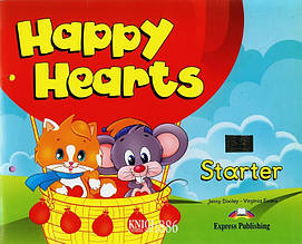 Підручник «Happy Hearts», рівень Starter, Jenny Dooley   Exspress Publishing