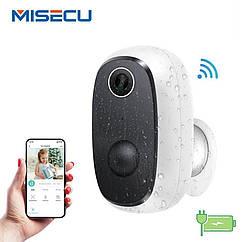 Аккумуляторная беспроводная WiFiIP камера MISECUMR-20. CloudEdge