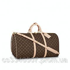 Дорожная сумка Louis Vuitton. Спортивная сумка Луи Виттон