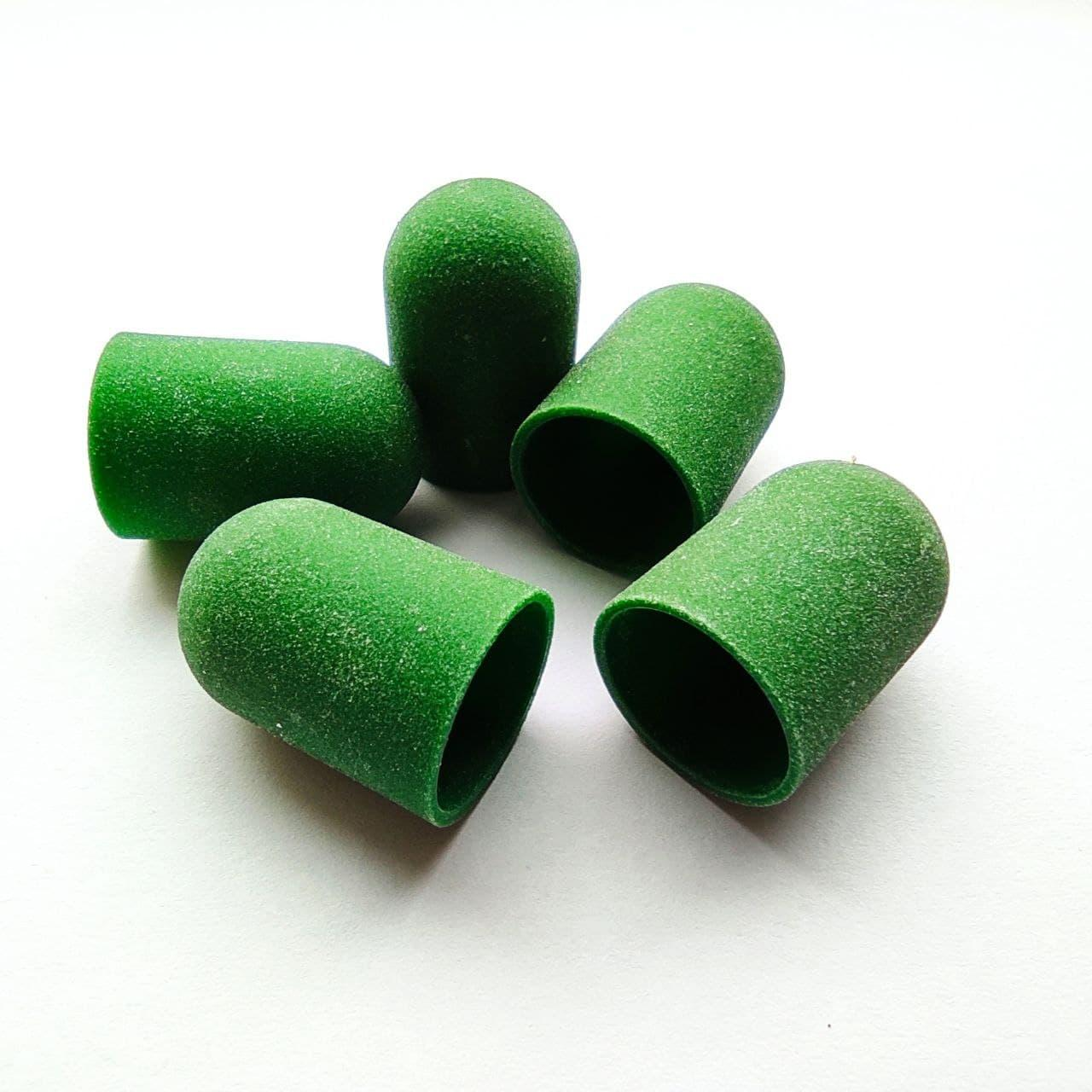Ковпачки абразиву для педикюру, 16*25мм 180гритт