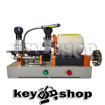 Копировально-фрезерный станок GOSO BM 801A (нарезки) изготовления автомобильных и домашних ключей, фото 2