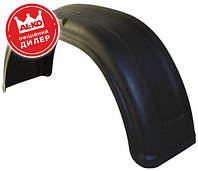 ✅Крыло грязезащитное  AL-KO COMPACT пластиковое 220x770x335 (1257131), крыло для прицепа