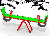 Качалка балансир KB-K37