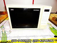 Микроволновая печь AEG Micromat  625 E, недорогие СВЧ из Германии, фото 1