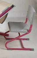 Детский стул «Дэми» СУТ.01 с пластиковым сидением (розовый). Купить стул Дэми в Киеве