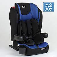 Детское автокресло (группа 1-2-3, 9-36кг) JOY ISOFIX 43098 Черно-синее