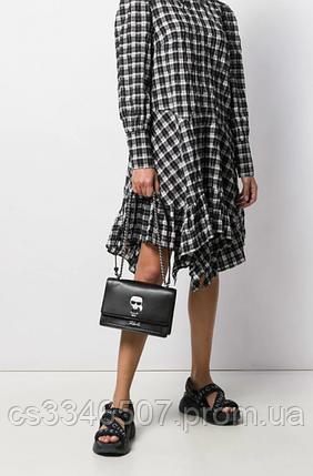 Жіноча сумка Karl Lagerfeld Black, фото 2
