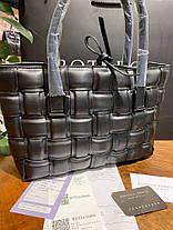 Женская сумка Bottega Veneta Tote Bag in Nero, фото 2