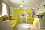 Дитяча модульна кімната для дівчинки Італія, фото 3