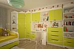 Дитяча модульна кімната для дівчинки Італія, фото 4