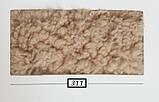 Чехол на угловой диван плюшевый, меховой, без оборки внизу, натяжные Venera Цвет Бежевый, фото 2