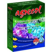 Удобрение 200 г.  для гортензии голубой Agrecol
