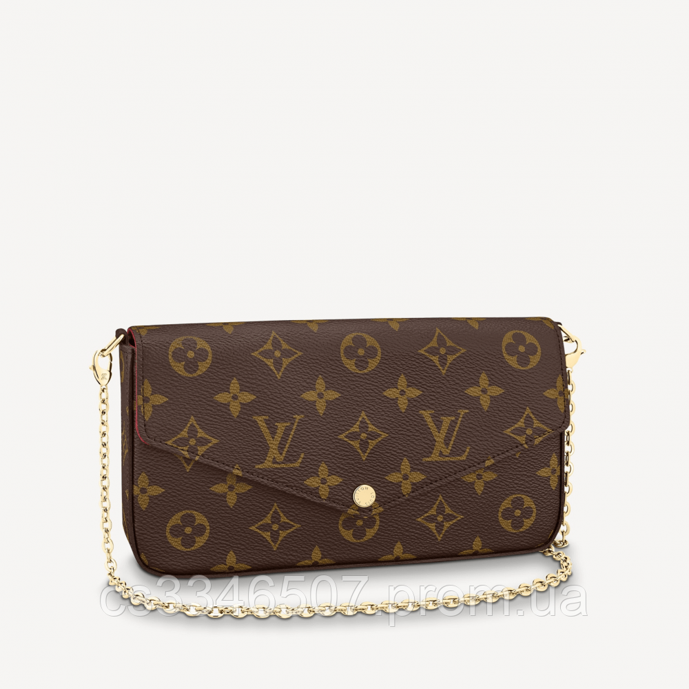 Клатч Louis Vuitton Felicie Monogram