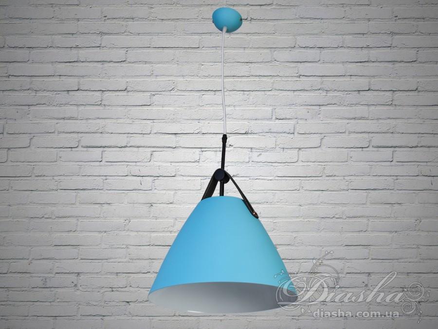 Яскравий вінтажний світильник-підвіс&XD602-BL
