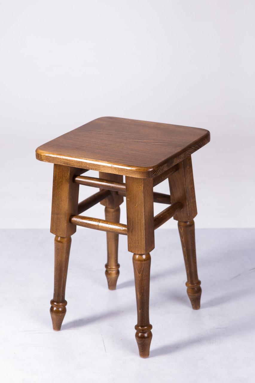 Табурет обеденный точеная ножка (Микс-Мебель ТМ)