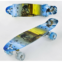 Скейтборды, пенни борды