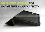 Черный чехол смарт Safebook для Lenovo Tab M10 HD tb-x306f 306x Platinum Grey (2nd GEN), фото 5