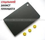 Черный чехол смарт Safebook для Lenovo Tab M10 HD tb-x306f 306x Platinum Grey (2nd GEN), фото 6