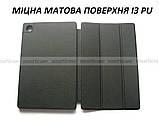 Черный чехол смарт Safebook для Lenovo Tab M10 HD tb-x306f 306x Platinum Grey (2nd GEN), фото 7