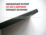 Черный чехол смарт Safebook для Lenovo Tab M10 HD tb-x306f 306x Platinum Grey (2nd GEN), фото 8