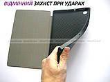 Черный чехол смарт Safebook для Lenovo Tab M10 HD tb-x306f 306x Platinum Grey (2nd GEN), фото 2