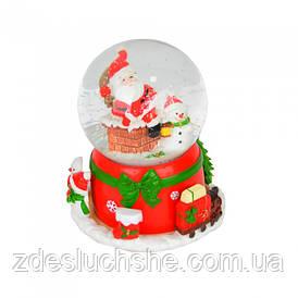 Шар снежный музыкальный SKL11-213335