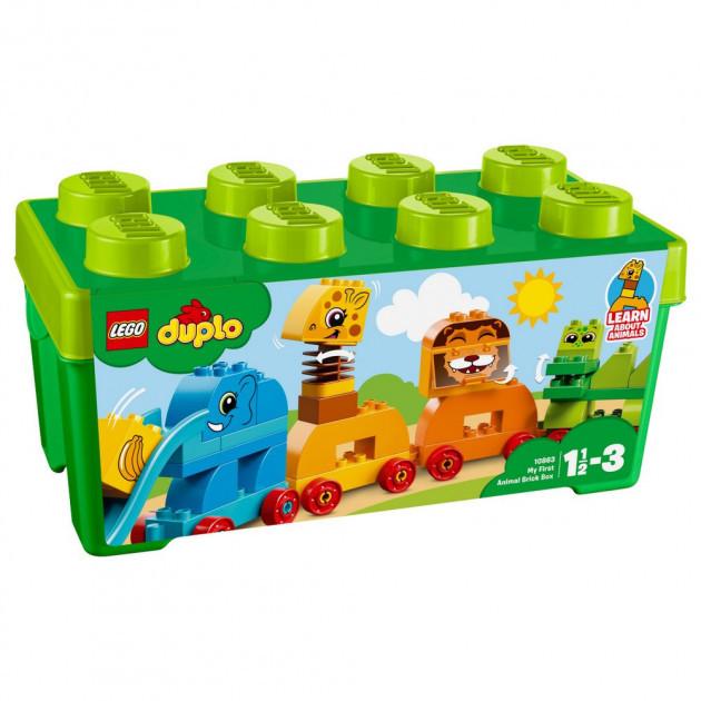 Lego Duplo Мои первые животные 10863