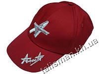 АЛИСА (красная) - рок-бейсболка