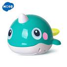 Игрушка для ванной Hola Toys Голубой Кит плавающий по воде, фото 2