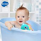Игрушка для ванной Hola Toys Голубой Кит плавающий по воде, фото 4